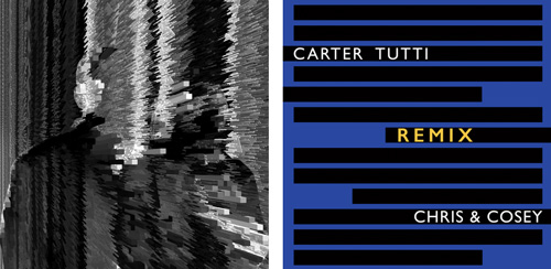 Carter Tutti Plays Chris & Cosey, out now