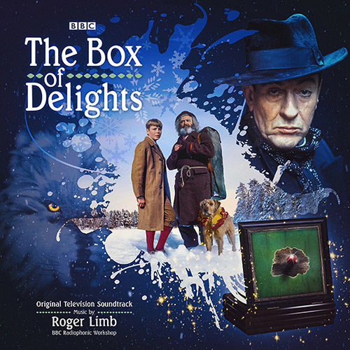 Roger Limb and The BBC Radiophonic Workshop - The Box Of Delights (Original Television Soundtrack)