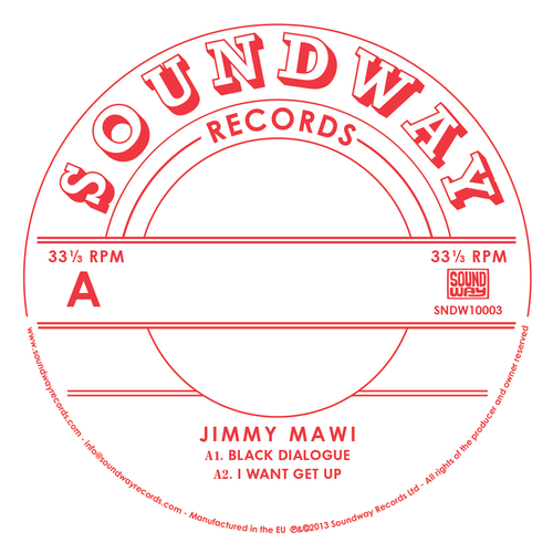 Jimmy Mawi - Jimmy Mawi