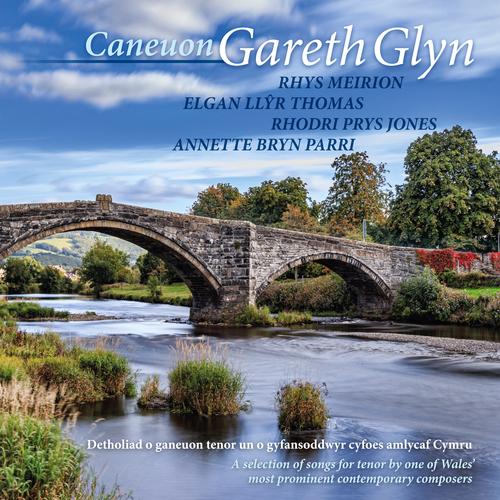 Rhys Meirion, Elgan Llŷr Thomas, Rhodri Prys Jones - Caneuon Gareth Glyn