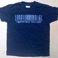 Damaged Goods Girls Barcode T-Shirt