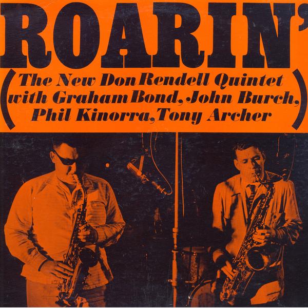 Don Rendell New Jazz Quintet Feat Graham Bond John Burch