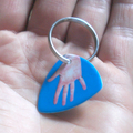 'Squarius Key Ring