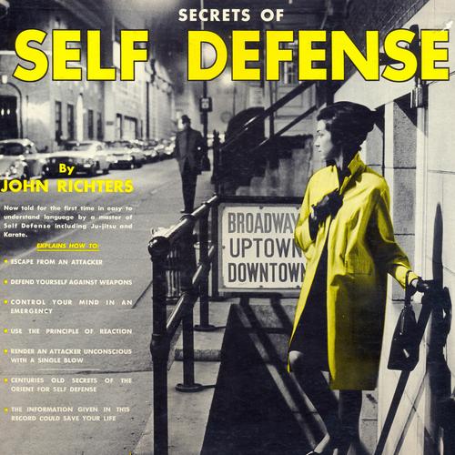John Richters - Secrets Of Self Defence