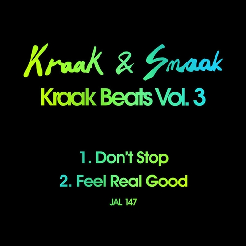 Kraak & Smaak - Kraak Beats Vol.3