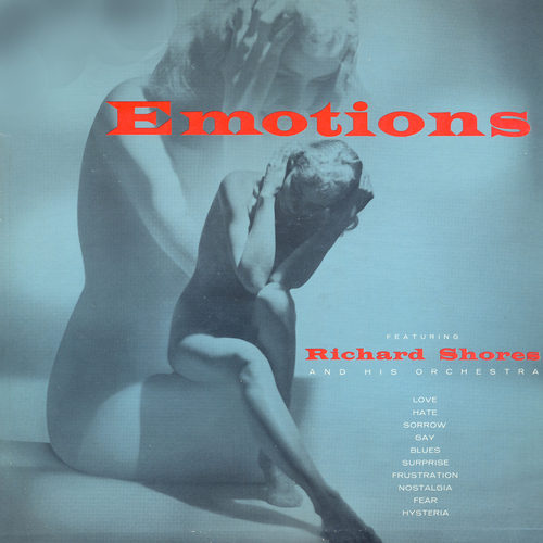 Richard Shores And His Orchestra - Emotions