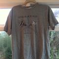 Nine Black Alps Grey Jewels T-shirt
