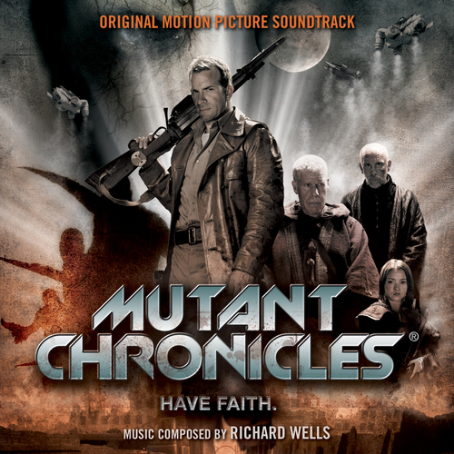 Richard Wells and Studio Orchestra conducted by Benjamin Wallfisch - Mutant Chonicles