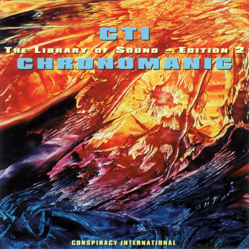 Chris & Cosey - Chronomanic - Library of Sound Edition Two