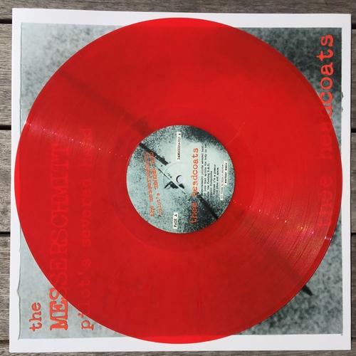 Thee Headcoats - The Messerschmitt Pilot's Severed Hand (RED VINYL LP)