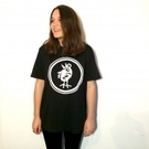 Black Heavenly Bird T-shirt