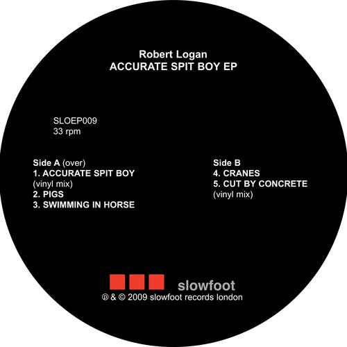 Robert Logan - Accurate Spit Boy EP