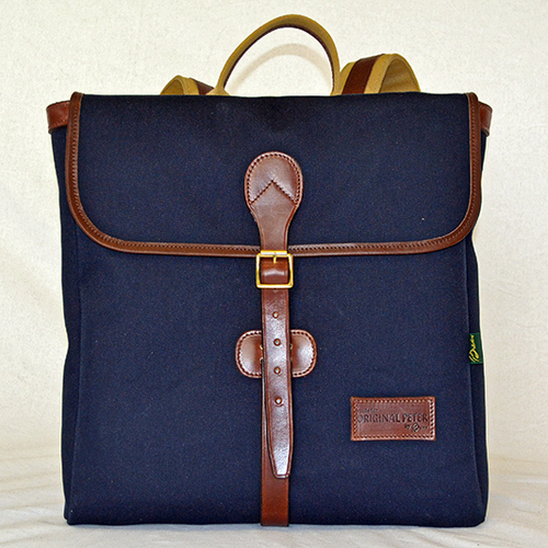 The Record Rucksack - Navy