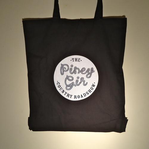 Piney Gir - Country Roadshow black tote bag