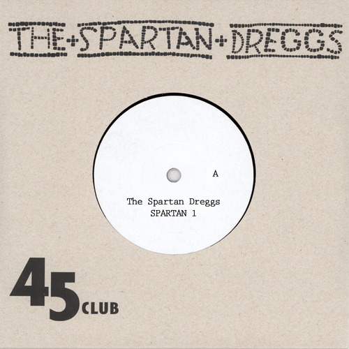 The Spartan Dreggs - Forensic R & B
