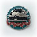 Clay Pipe badge No8