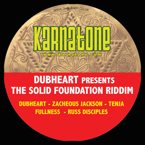 Dubheart and Tenja and Zacheous Jackson with Fullness and Russ Disciple - Solid Foundation