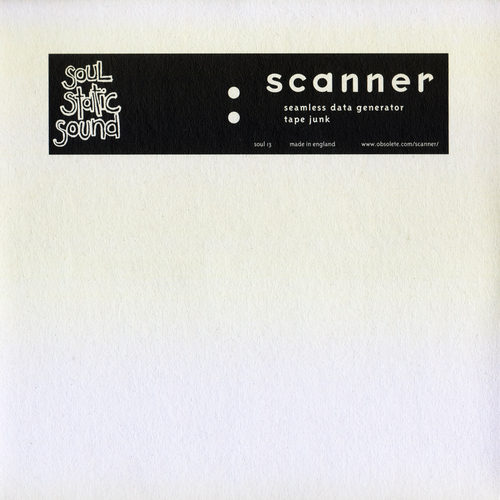 Scanner - Seamless Data Generator