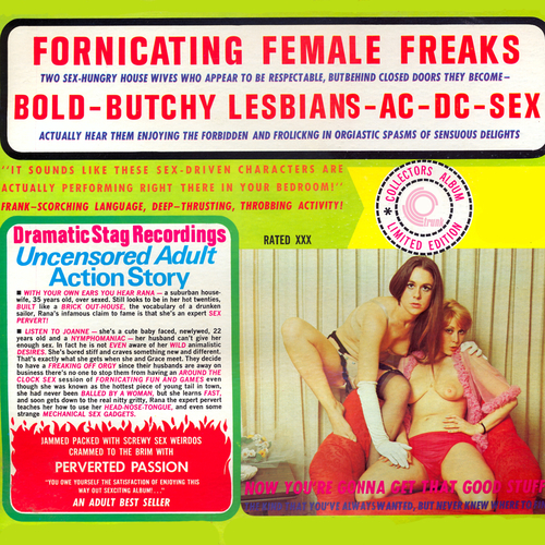 Sex Hungry House Wives - Fornicating Female Freaks