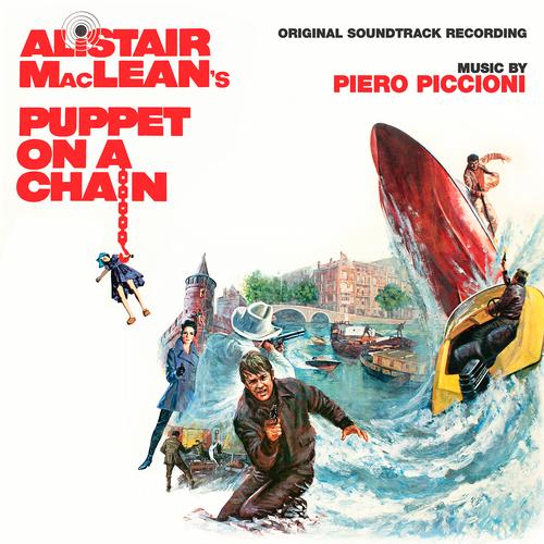 Piero Piccioni - Puppet On A Chain (Original Soundtrack)