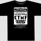 Music Machine 30th Anniversary Show T-Shirt