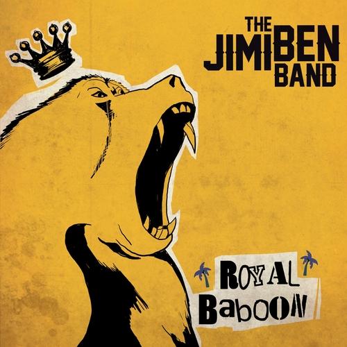 The Jimi Ben Band - Royal Baboon