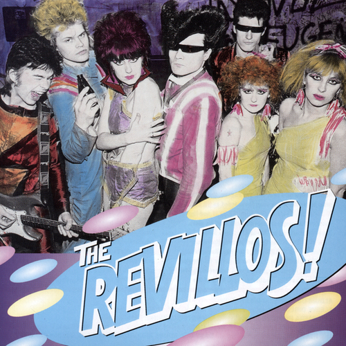 The Revillos! - From The Freezer
