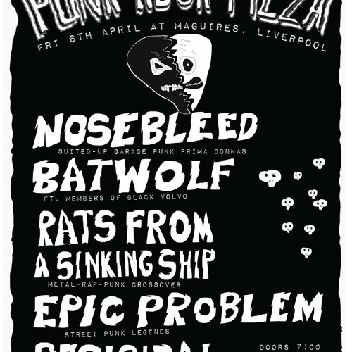 Punk Rock Pizza feat: Nosebleed + more