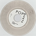 POP RIVETS - Laughing At You - CLEAR VINYL