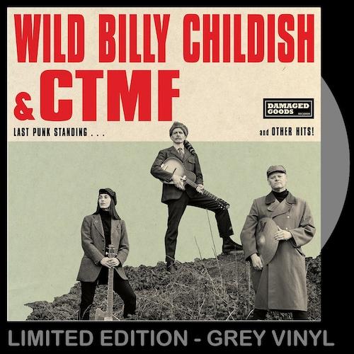 CTMF - Last Punk Standing - GREY VINYL LP