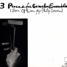 3 Pieces For Gamelan Ensemble
