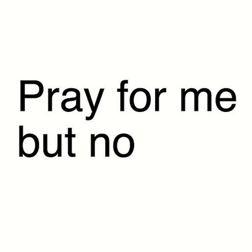 Pray For Me /Tee - I Don't Do Interviews