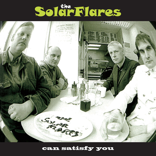 The Solarflares - Can Satisfy You