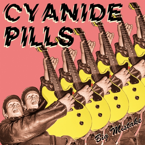 Cyanide Pills - Big Mistake