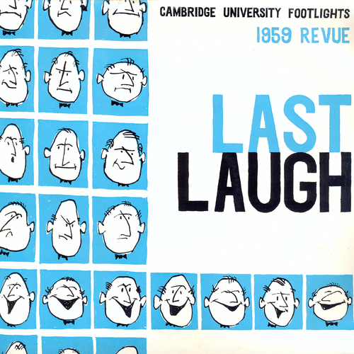 Peter Cook, Eleanor Bron, Tim Birdsall and Company - The Last Laugh: Cambridge University Footlights 1959 Revue