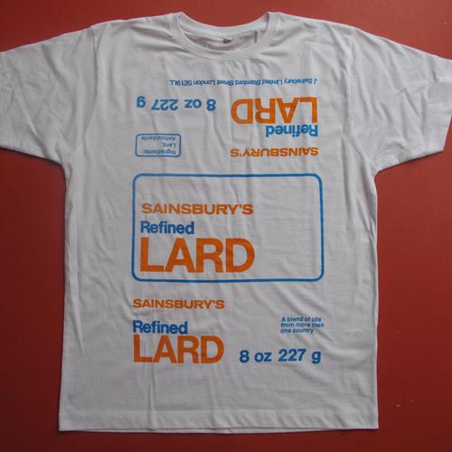 Refined Lard Tee Shirt