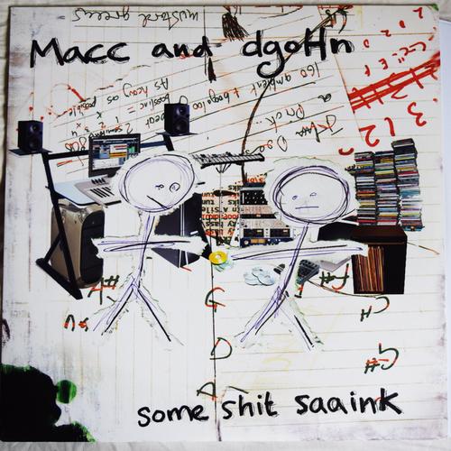 dgoHn - Macc & dgoHn – Some Shit Saaink [SUBTLE003EP]