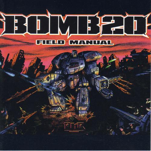 Bomb 20 - Field Manual