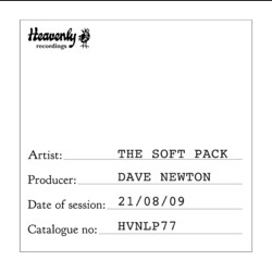 The Soft Pack - The Soft Pack (Dave Newton)