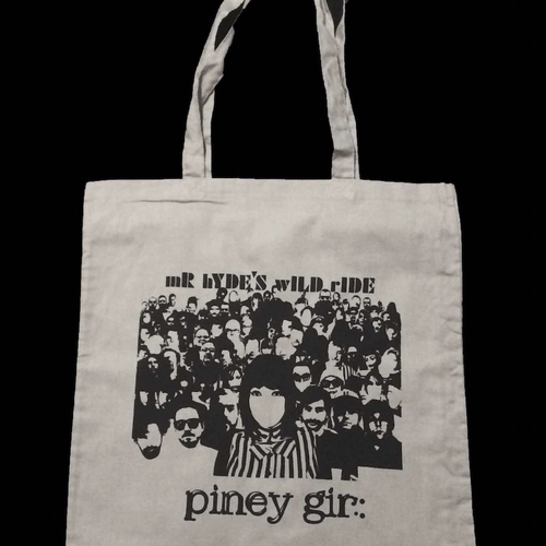 mR hYDE'S wILD rIDE Tote Bag