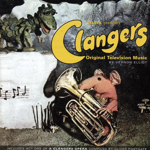 Vernon Elliott - The Clangers