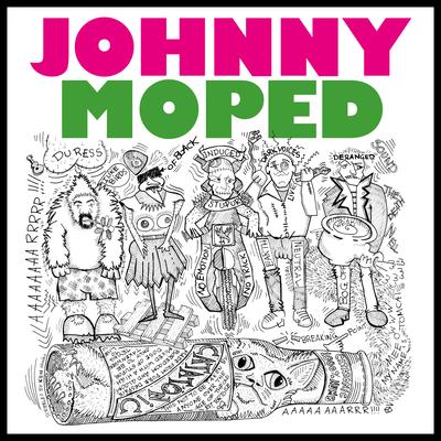 Johnny Moped - Catatonic