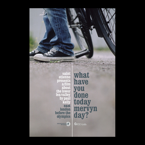 What Have You Done Today Mervyn Day? Poster