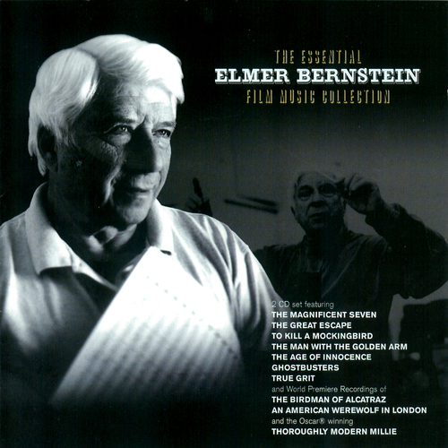 Various Artists - The Essential Elmer Bernstein Film Music Collection