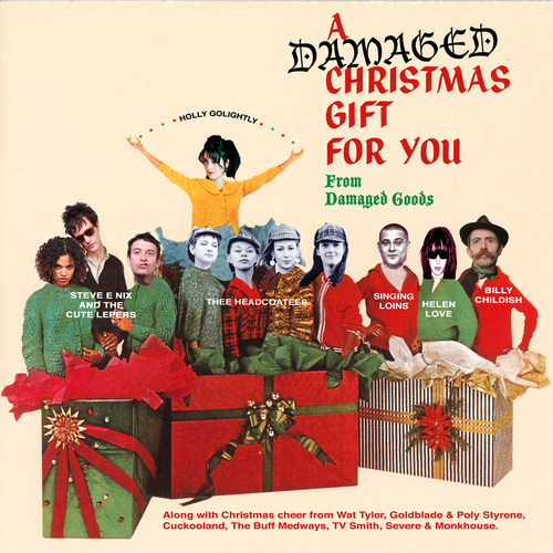Various Artists - A Damaged Christmas Gift For You