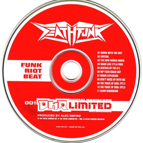 Alec Empire - Death Funk