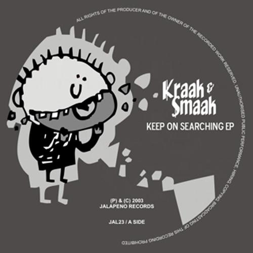 Kraak & Smaak - Keep On Searching EP