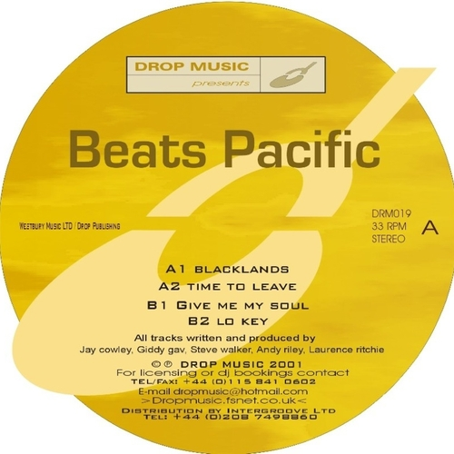 Various - Beats Pacific