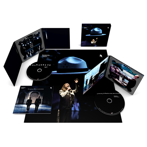 Tosca - Tosca Odeon exclusive + limited deluxe package