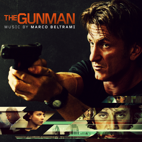 Marco Beltrami - The Gunman (Original Motion Picture Soundtrack)
